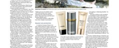 The truth about sunscreen- The Star 4th June 2014